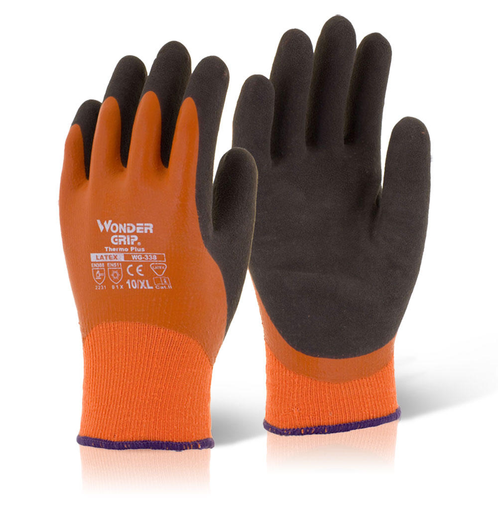 beeswift wg338/ X L Haga clic Wonder Grip Thermo Plus 10//Xl