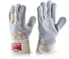 CANCHQPN Canadian High Quality Red Rigger Glove