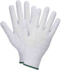 Portwest A196 Antistatic Micro Dot Glove - Grey/White