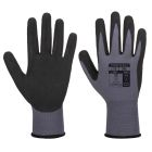 Portwest AP62 Dermiflex Aqua Glove - Grey/Black