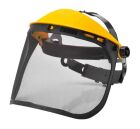 PW93 Browguard with Mesh Visor